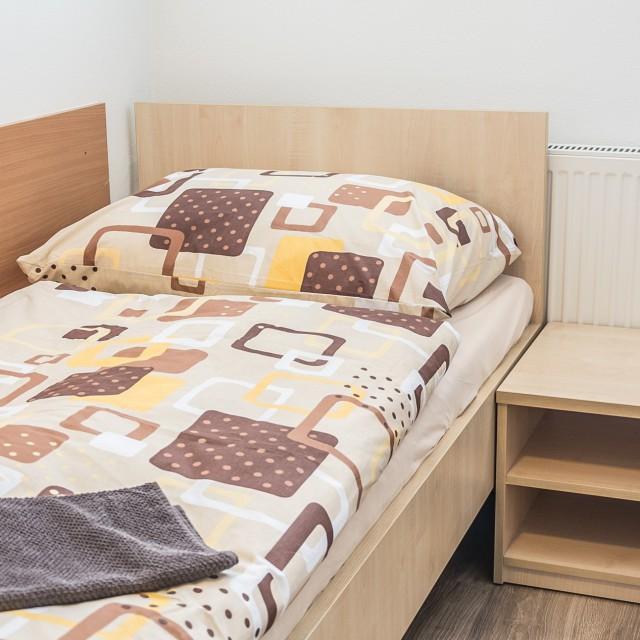 2 lôžkové izby